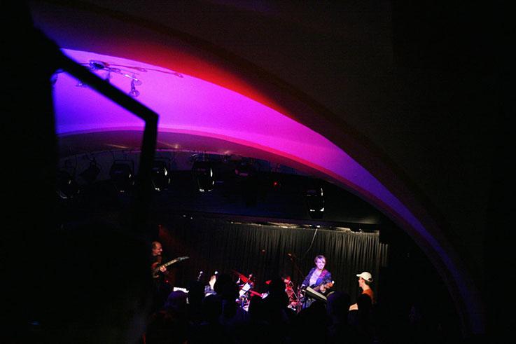 cyberfunk live im Kulturzentrum Hof